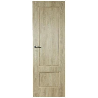 Полотно дверное глухое Престиж 200х90 см цвет натуральный дуб
