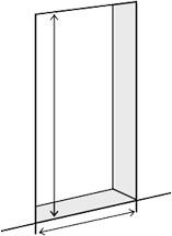 Полотно дверное остеклённое 200х70 см ламинация цвет дуб дымчатый