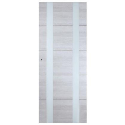 Полотно дверное остеклённое Artens Нолан 200х60 см