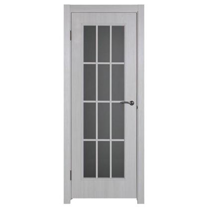 Полотно дверное остеклённое Провенца 200x70 см цвет