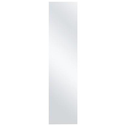 Полотно зеркальное прямоугольное 35х150 см
