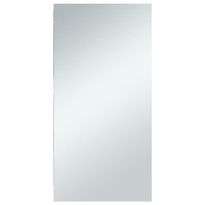 Полотно зеркальное прямоугольное 35х70 см