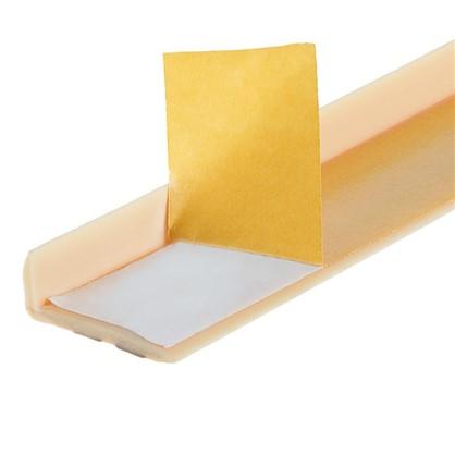 Порог угловой (угол) антискользящий 0.9 м цвет бук