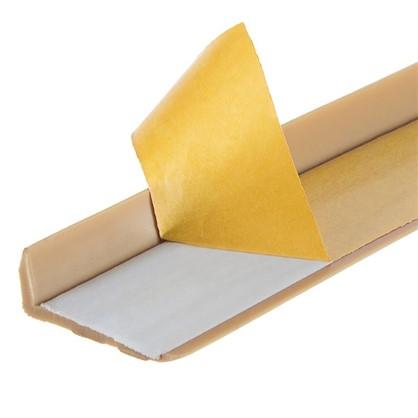 Порог угловой (угол) антискользящий 0.9 м цвет золото