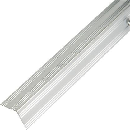 Порог угловой (угол) Artens 20х20х900 мм цвет алюминий