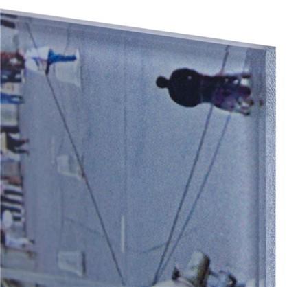 Постер на стекле 47х64 см Красная площадь