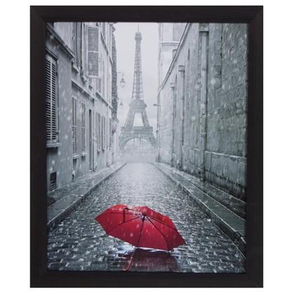 Купить Постер в раме 40х50 см Зонт дешевле