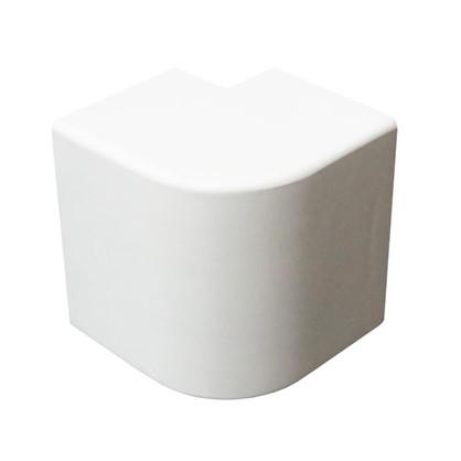Поворот 90 градусов 40/60 мм цвет белый 2 шт.