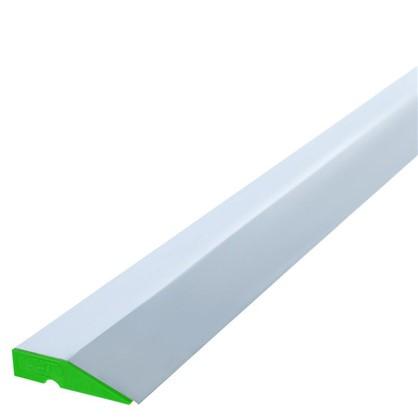 Правило алюминиевое Трапеция Сибртех 1 м 2 ребра жесткости
