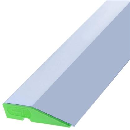 Правило алюминиевое Трапеция Сибртех 2.5 м 2 ребра жесткости