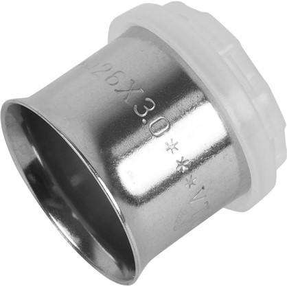 Купить Пресс-гильза 26 мм никелированная латунь дешевле