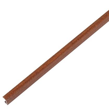 Профиль 2000 мм цвет коричневый/орех