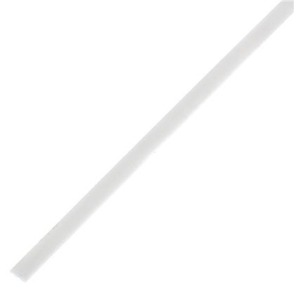 Профиль 39/6 ШК цвет белый/серебро