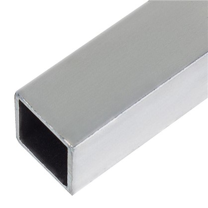 Купить Профиль алюминиевый квадратный трубчатый 14х14х1x2000 мм дешевле