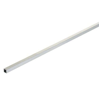 Профиль алюминиевый квадратный трубчатый 15х15х1.5x1000 мм
