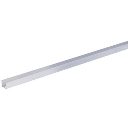 Купить Профиль алюминиевый П-образный 25х30х25х2x2000 мм дешевле