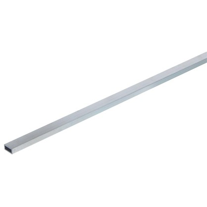 Профиль алюминиевый прямоугольный трубчатый 12х25х2x1000 мм