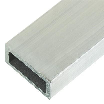 Профиль алюминиевый прямоугольный трубчатый 12х25х2x2000 мм