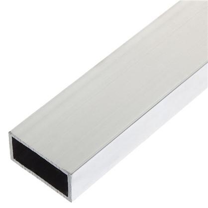 Профиль алюминиевый прямоугольный трубчатый 30х15х15x1000 мм