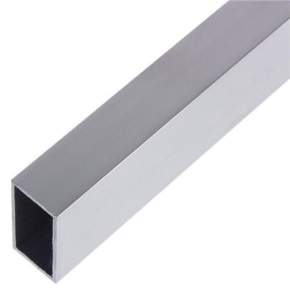 Профиль алюминиевый прямоугольный трубчатый 40х20х1.5x1000 мм