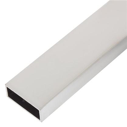 Профиль алюминиевый прямоугольный трубчатый 50х20х2x2000 мм