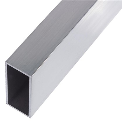 Профиль алюминиевый прямоугольный трубчатый 60х25х2x2000 мм