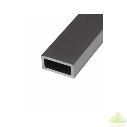 Профиль алюминиевый прямоугольный трубчатый 60х40х2x2000 мм