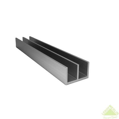 Купить Профиль алюминиевый Ш-образный 265 2 м дешевле