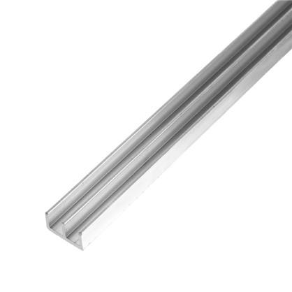 Профиль алюминиевый Ш-образный 266 2 м