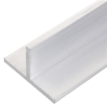 Профиль алюминиевый Т-образный 40х25х3x1000 мм