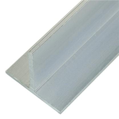 Профиль алюминиевый Т-образный 40х40х3x1000 мм