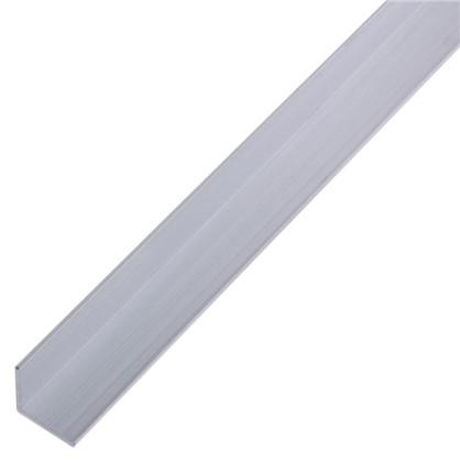 Профиль алюминиевый угловой 12х12х1x2000 мм