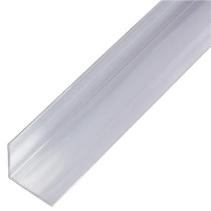 Профиль алюминиевый угловой 20х20х1x1000 мм