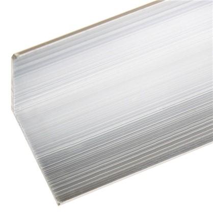 Профиль алюминиевый угловой 25х25х1.2x2000 мм