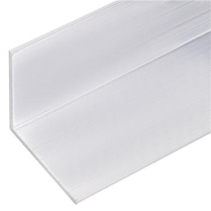 Купить Профиль алюминиевый угловой 35х35х2x1000 мм дешевле