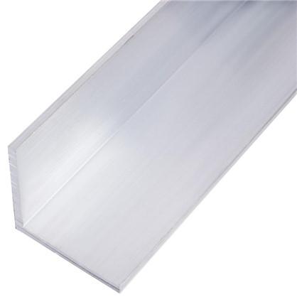 Купить Профиль алюминиевый угловой 40х40х3x2000 мм дешевле
