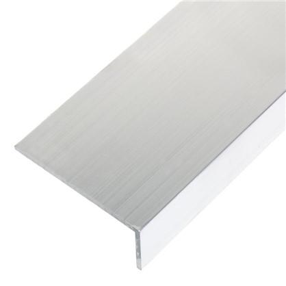 Профиль алюминиевый угловой 50х20х2x1000 мм