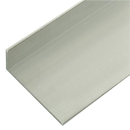 Профиль алюминиевый угловой 50х20х2x2000 мм