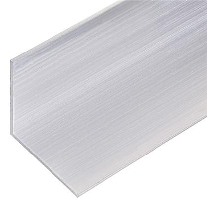 Профиль алюминиевый угловой 50х50х2x1000 мм