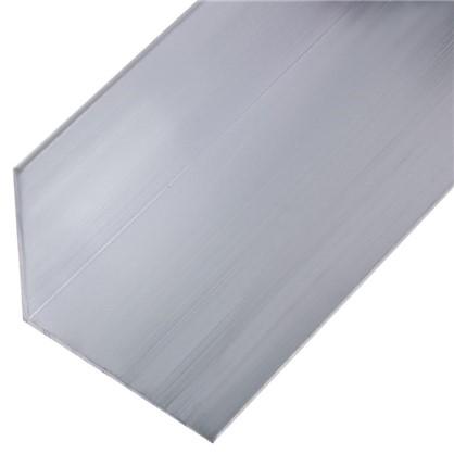 Профиль алюминиевый угловой 60х60х2x2000 мм