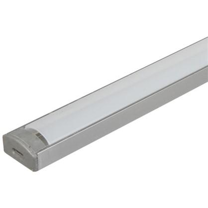 Купить Профиль для светодиодной ленты прямой 2 м дешевле