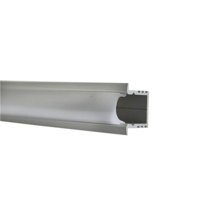 Профиль для светодиодной ленты врезной 12 мм 1 пог. м