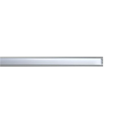 Купить Профиль для светодиодной ленты врезной 7 мм 2 пог. м дешевле