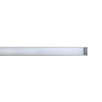 Профиль для светодиодной ленты врезной/накладной 12 мм 2 пог. м