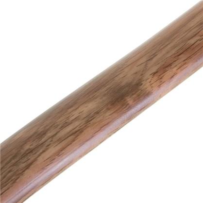 Профиль напольный гибкий 3 м цвет дуб тобако