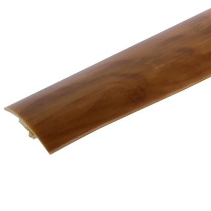 Профиль напольный гибкий 3 м цвет ольха