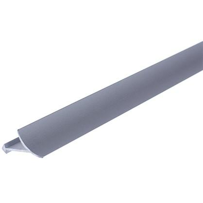 Профиль окантовочный 270 см цвет серебро