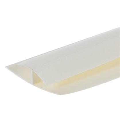 Профиль ПВХ Artens соединительный т8/10 мм 3 м цвет кремовый