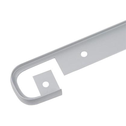 Купить Профиль соединительный 28 мм R3 RAL9006 дешевле