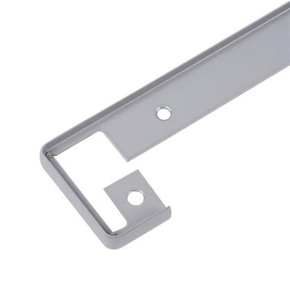 Купить Профиль соединительный 40 мм. RAL9006 дешевле